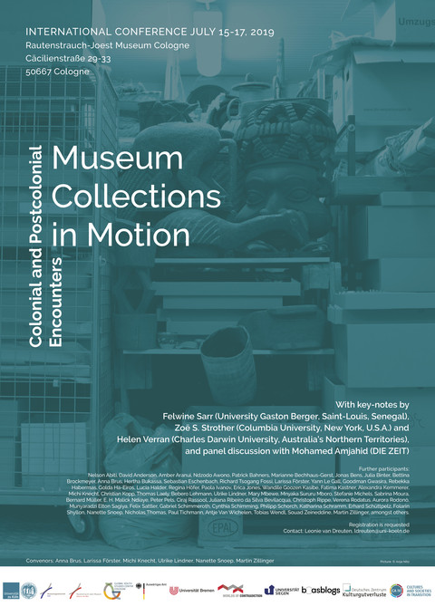 GSSC: Museum Collections in Motion